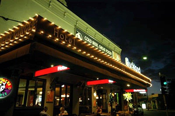 Lighting design Buckland Hotel Sydney