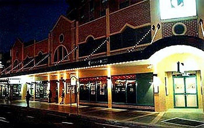 Lighting design Churchills Sports Bar by Limelight Australia