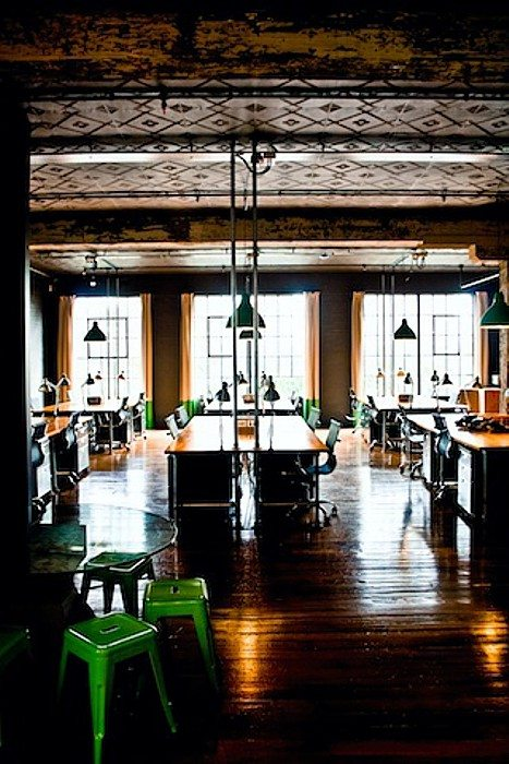 Office lighting project in Surry Hills by Lime light Australia