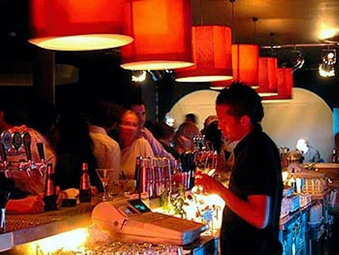 Pub and bar lighting by Limelight Australia