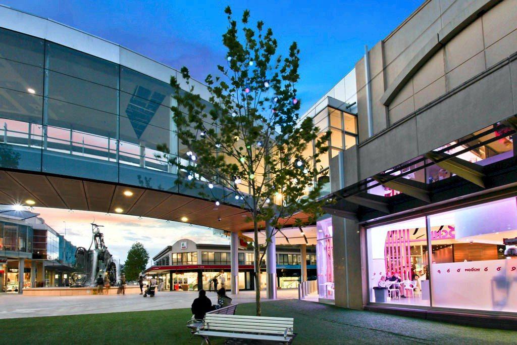 Tree lighting Installation at Hornsby Plaza