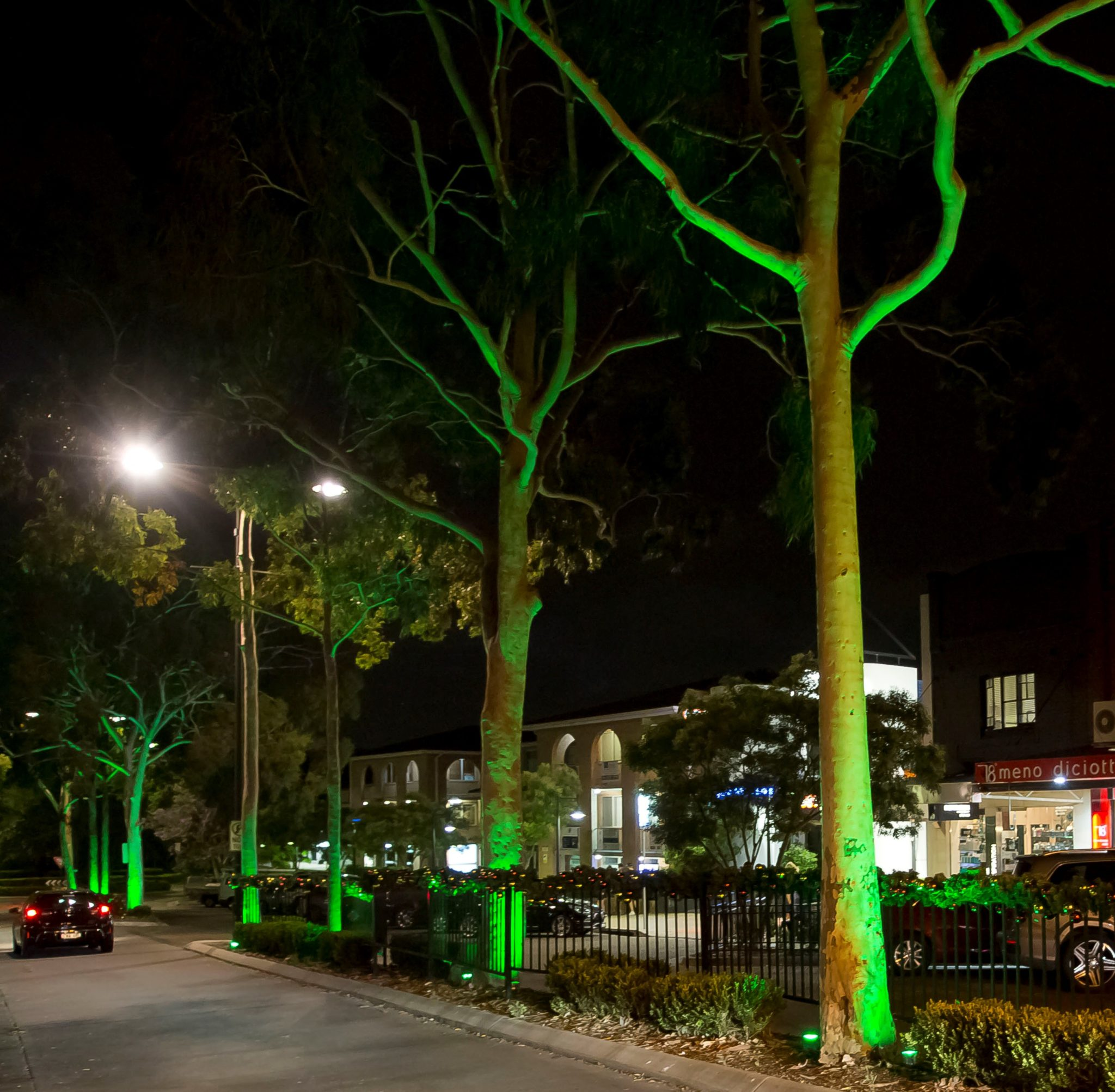 Concord Lighting project by Limelight Australia