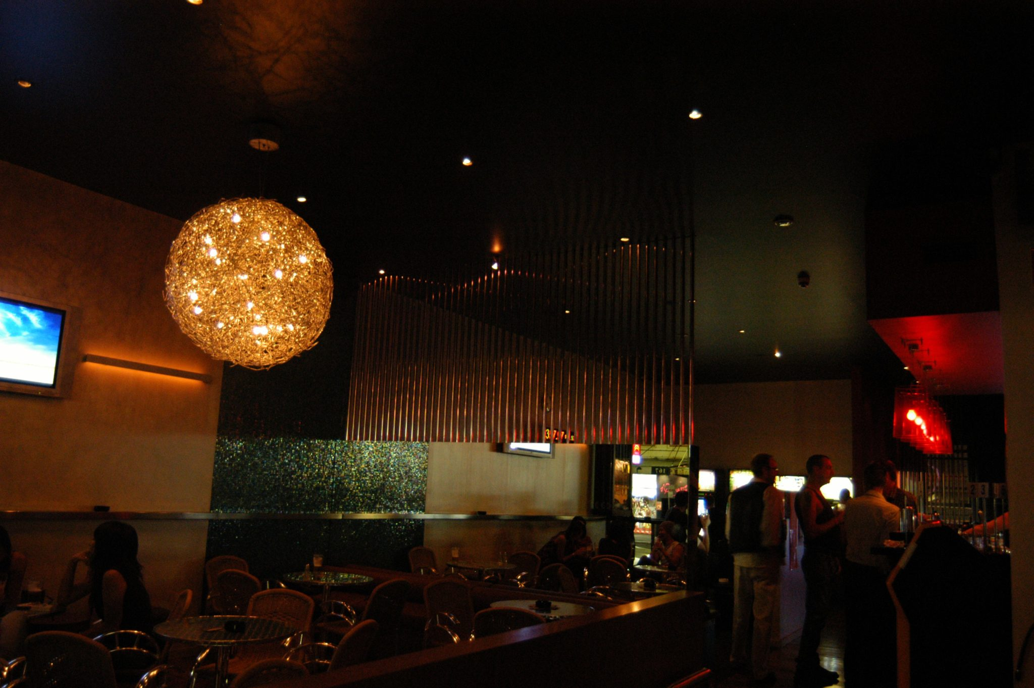 Lighting for restaurants and other commercial spaces by Limelight Australia