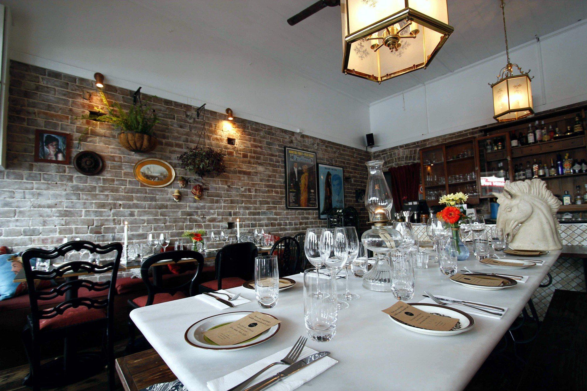 Restaurant Lighting at Sefa Kitchen by Limelight Australia