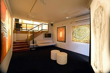 Lighting for art galleries and exhibition spaces by Limelight Australia