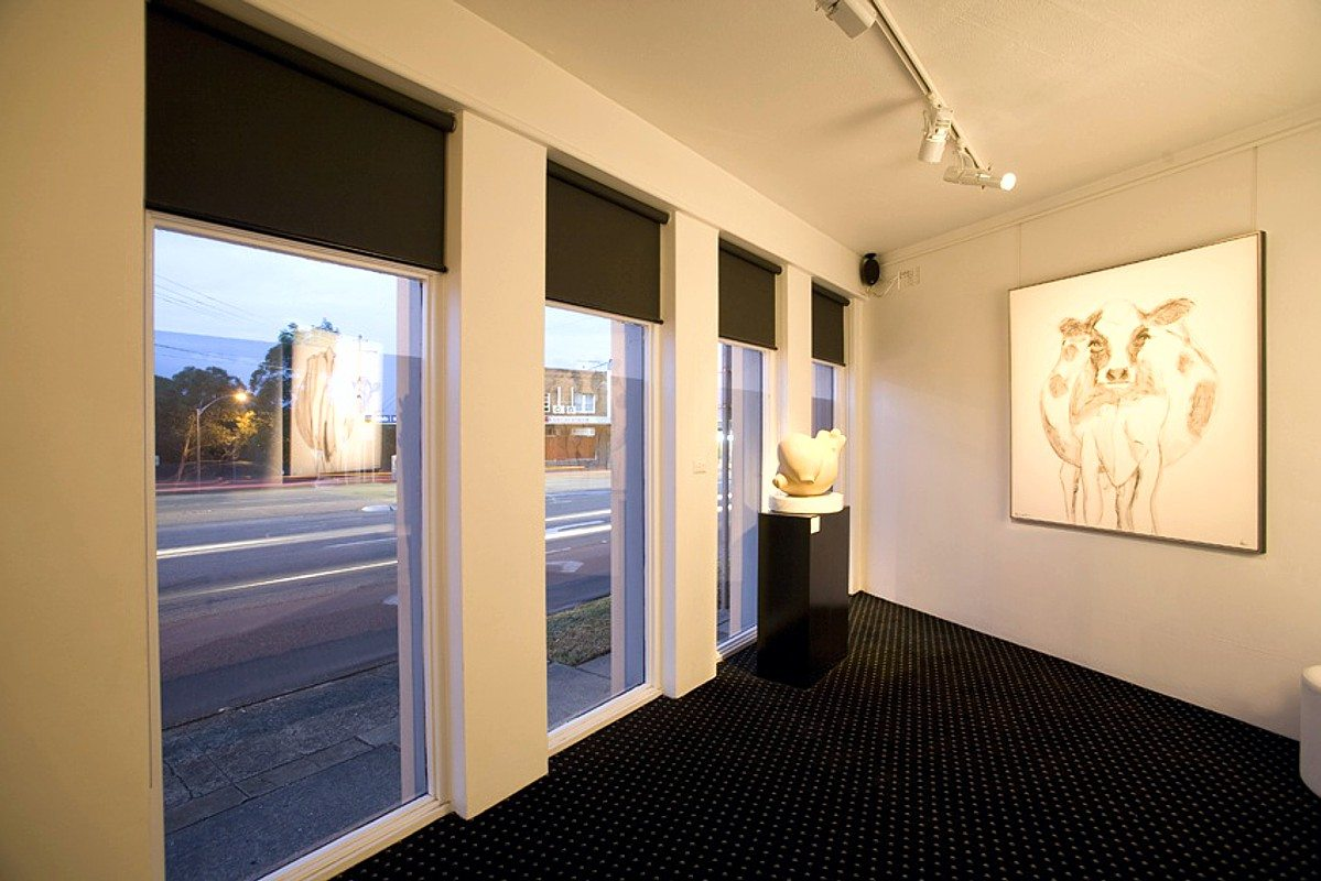 Art gallery and exhibition lighting by Limelight Australia