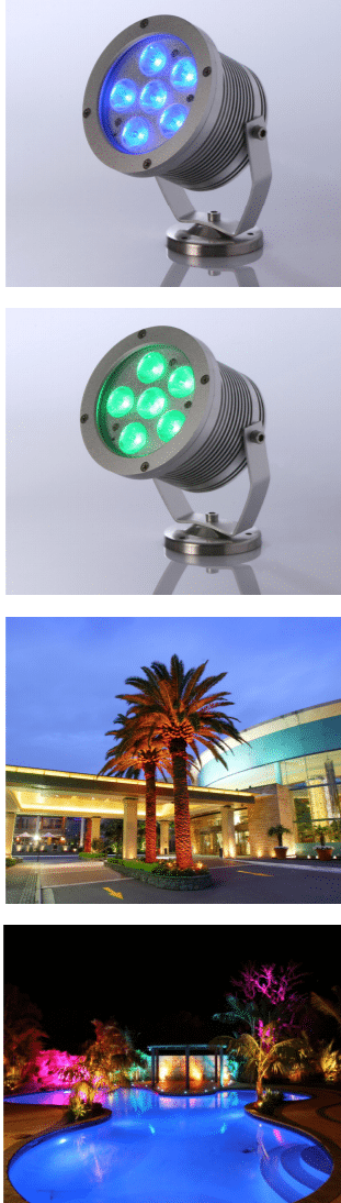 21 LED Projector
