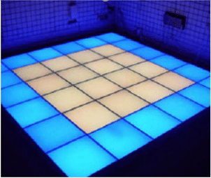 DMX LED Dance Floor 2